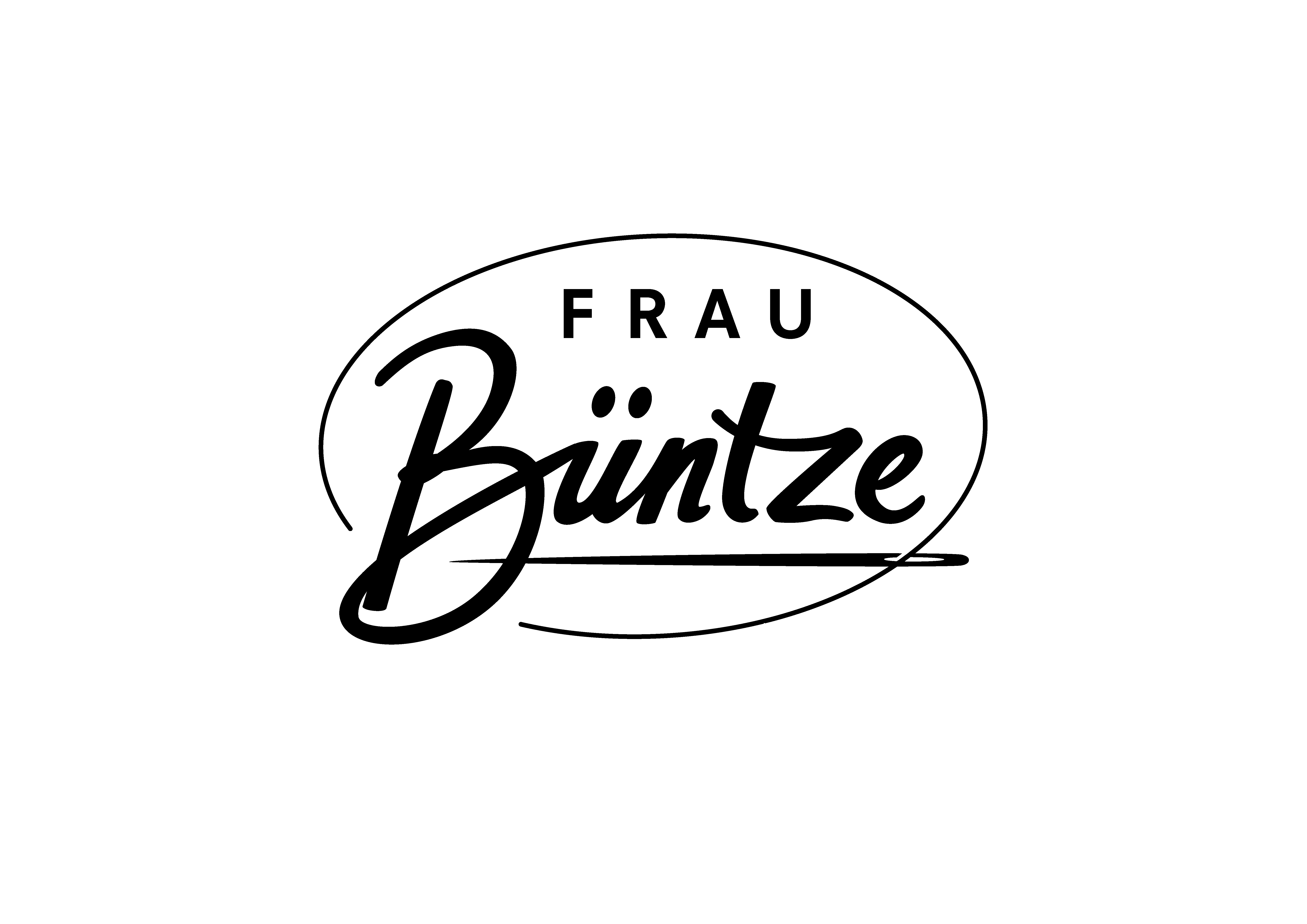 Frau Büntze-Logo